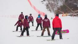 スキーインストラクター試験コース